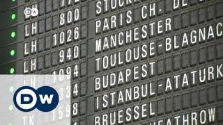 Huelga de pilotos afecta operaciones de Lufthansa
