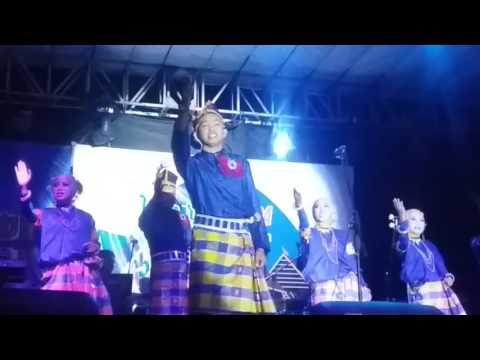 Kab sidrap Juara 1 vocal group Se sulsel (jambore KNPI )