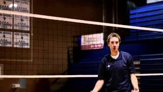 Техника игры в волейбол.flv