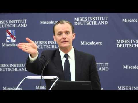 Grundlagen der Geldtheorie - Thorsten Polleit  l Ludwig von Mises Seminar 2015
