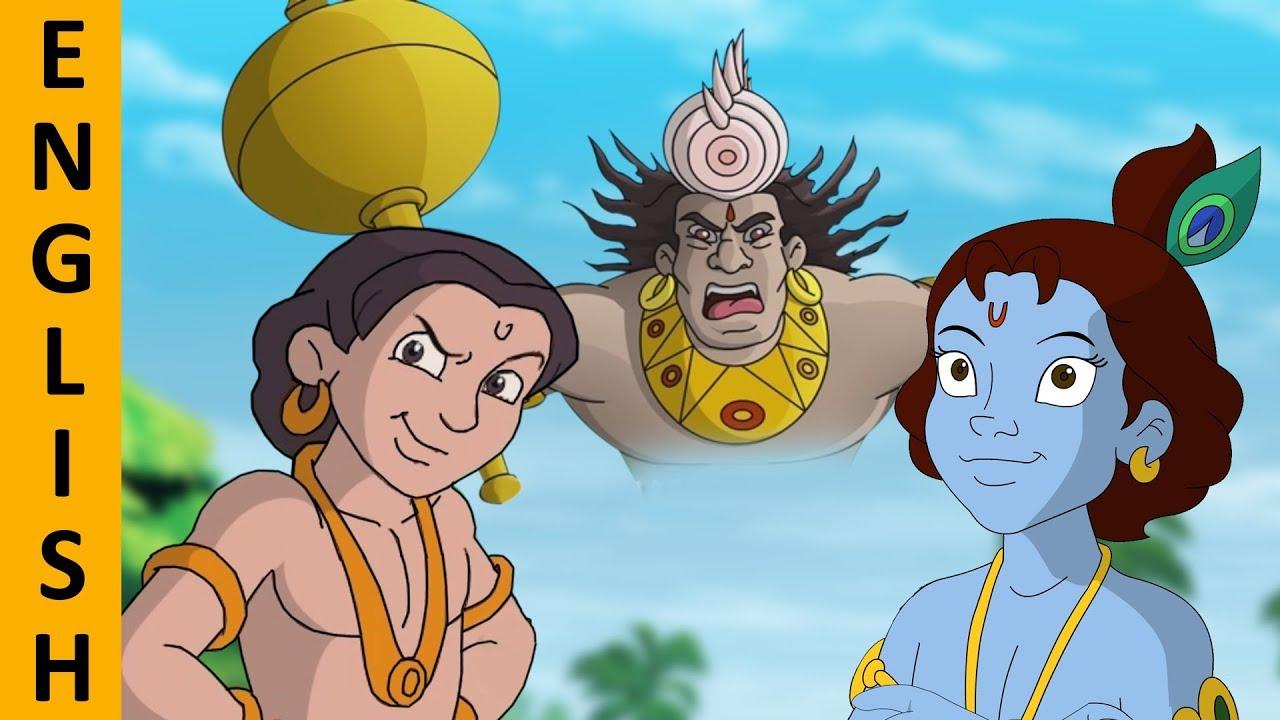 Download Krishna Balram Full Episode - Shankasura in English | Episode 11