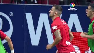 Calentamiento Atlético de Madrid vs RCD Mallorca