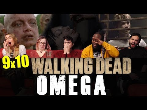 The Walking Dead - 9x10 Omega - Group Reaction