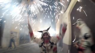 Colla de Diables de Riudoms - XXI Correfoc Sant Jaume 2013