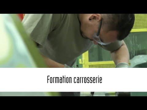 Carrosserie retour experience - GRETA d'Auvergne