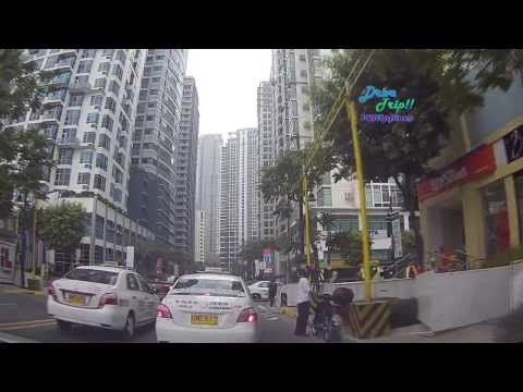 Drive Trip!! Philippines - Going to Bonifacio Global City then to Reposo Makati