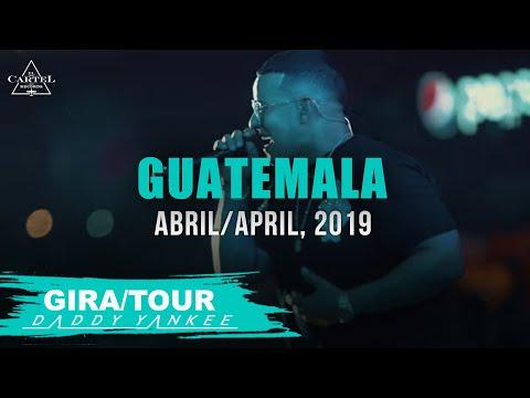Daddy Yankee - En Vivo / Live Guatemala 2019