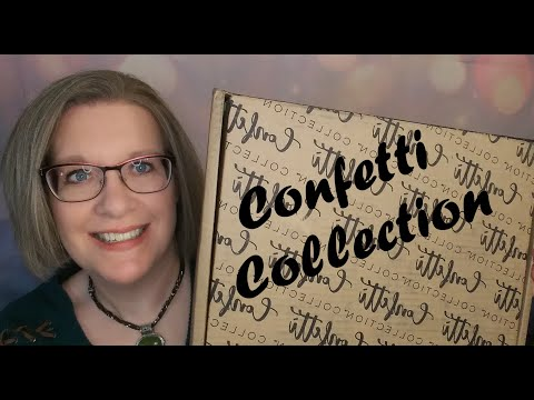 Confetti Collection: First