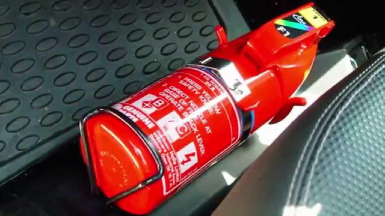 Extintores Automotivos Use O Correto Ou Retire Do Carro