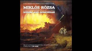 Video Sodom and Gomorrah - Overture (Miklós Rózsa) download MP3, 3GP, MP4, WEBM, AVI, FLV Juni 2018