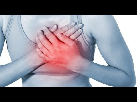 Mild Heart Attack Symptoms in Women