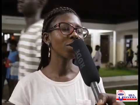 University of Ghana students share thought on 2017 UGSRC vetting