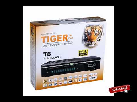 Ptv Sports Working on Tiger T8 Reciver 4k Ultra Hd Urdu /Hindi