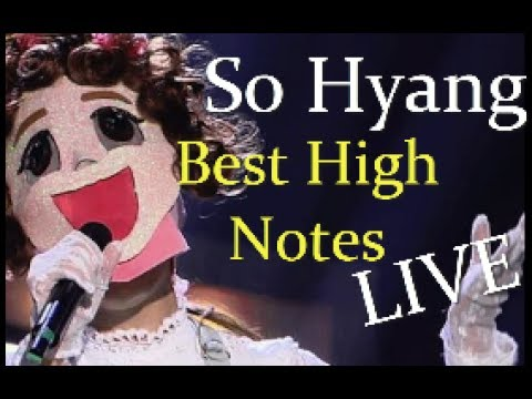 소향 So Hyang Best High Notes