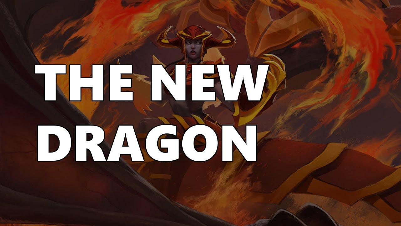 Clip LOL : Rồng cũ bị đuổi khỏi hang và rồng mới chiếm chỗ