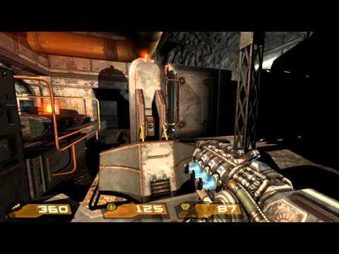 Quake 4 Playthrough - Part 11: Tram System