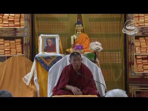 བདེན་གཉིས་དང་བདེན་བཞི་ངོ་སྤྲོད། The Two Truths & Four Noble Truths in Tibetan Language  Day 02