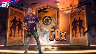50 GOLD UPGRADE PACKS! ULTIMATE SCREAM PACK OPENING! | FIFA 19 ULTIMATE TEAM
