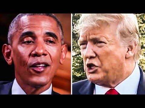 Trump Wants Obama
