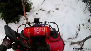 ATV Winter 4x4 Offroad #9