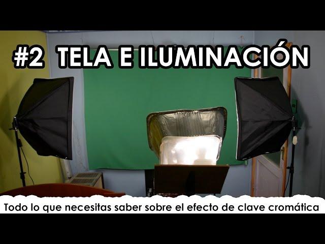 Clave cromática; #2 Tela e iluminación