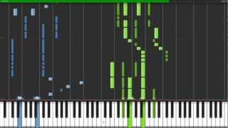 Synthesia - Kyle Landry - Evanescence - My Immortal [HD] PIANO SOLO