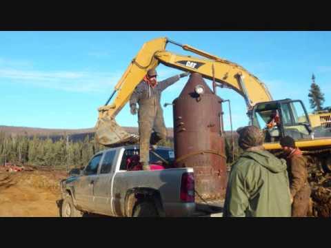 Heart Of Gold - Yukon Gold Mining 2015