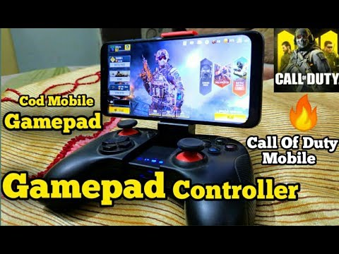 Call Of Duty Mobile With Controller   Android Gamepad With Octupus