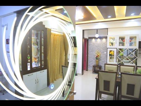 Teaser | Mrasad's | 3 BHK apartment Interiors @ DS max sandalwood