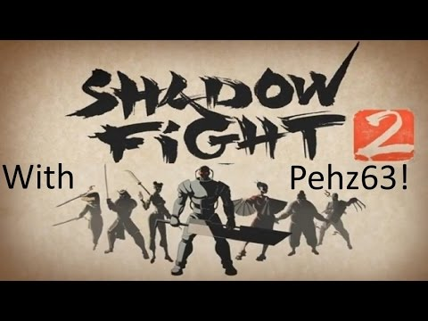 Shadow Fight 2 Act 6 Challenge 5! Score Victory, Head Hits Only!