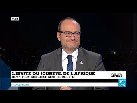 """Rémy Rioux : """"L'Afrique est la grande affaire de l'AFD"""""""