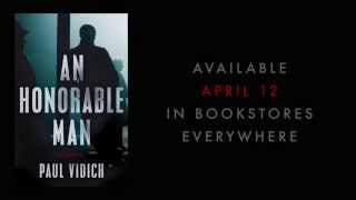 An Honorable Man Book Trailer