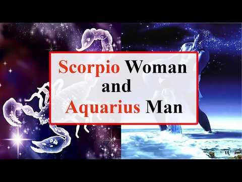 Scorpio Woman And Aquarius Man Love Compatibility