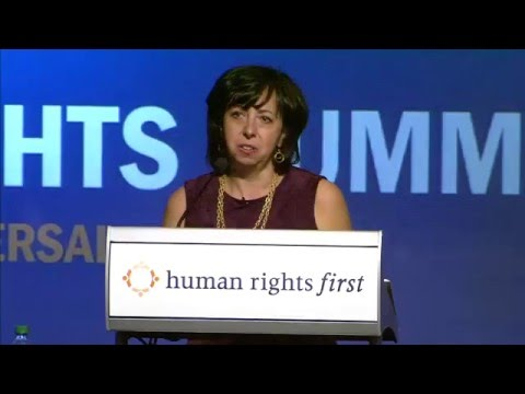 2015 HR Summit - Welcome Message from Elisa Massimino, and Harris Interactive Poll Release
