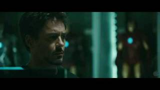 Arcadium Calendario: Trailer de Iron Man 2 (Inglés)