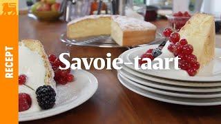 Savoie-taart