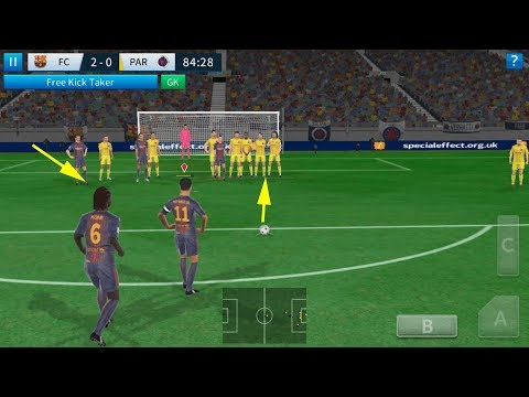 Dream League Soccer 2018 Android Gameplay #30