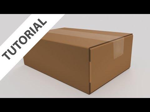 Fusion 360: Cardboard Box Design with Sheet Metal Tools