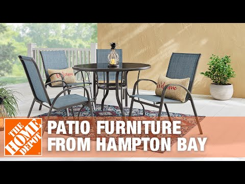 Belleville 7 Piece Padded Sling Outdoor Dining Set Reviews