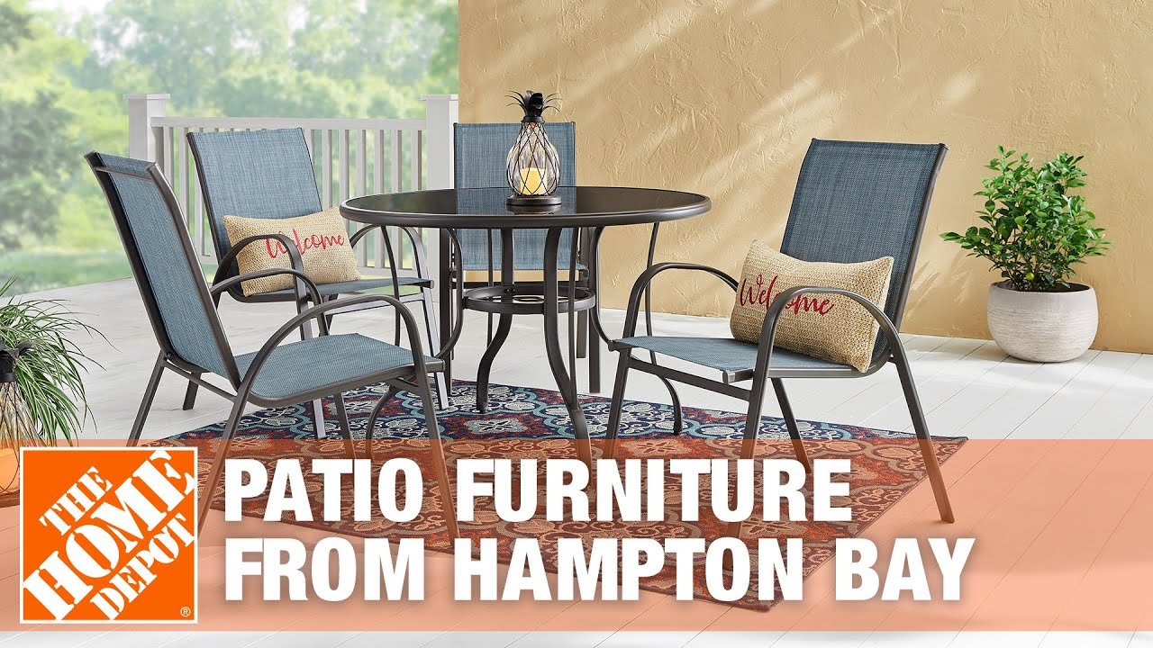 patio furniture from hampton bay the home depot