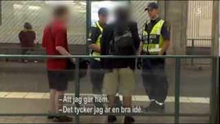 Vakter förbjuder full advokat att åka buss