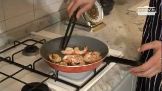 Youchef.tv - Eng. - Shrimps With Yoghurt And Mint Sauce