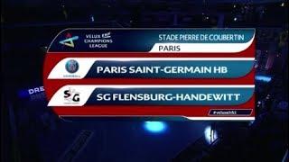 Paris Saint-Germain vs SG Flensburg-Handewitt ● HIGHLIGHTS ● VELUX EHF Champions League 2018/19