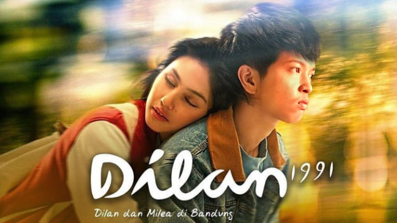 Edit Foto Poster Film Dilan 1991 Tutorial Picsay Pro Youtube