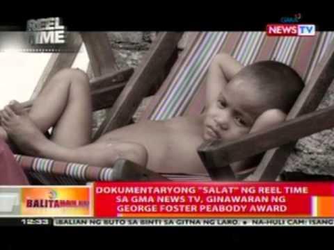 BT: 'Salat' episode ng Reel Time sa GMA News TV, ginawaran ng George Foster Peabody Award