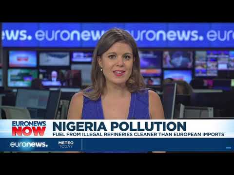 Euronews live broadcast on dirty fuels research