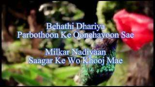 Hindi Christian Song : Ye Zamee Aur Asma by Lijo M George.avi