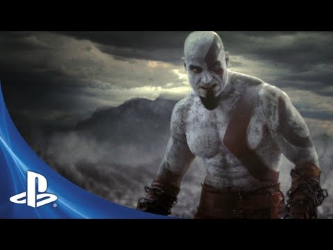 "God of War: Ascension ""From Ashes"" Super Bowl 2013 Commercial - Full Version"