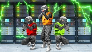 HACKING GTA 5 SEVERS! (GTA 5 Doomsday Heists DLC)