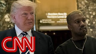 Panelist: Kanye West being demonized for supporting Trump